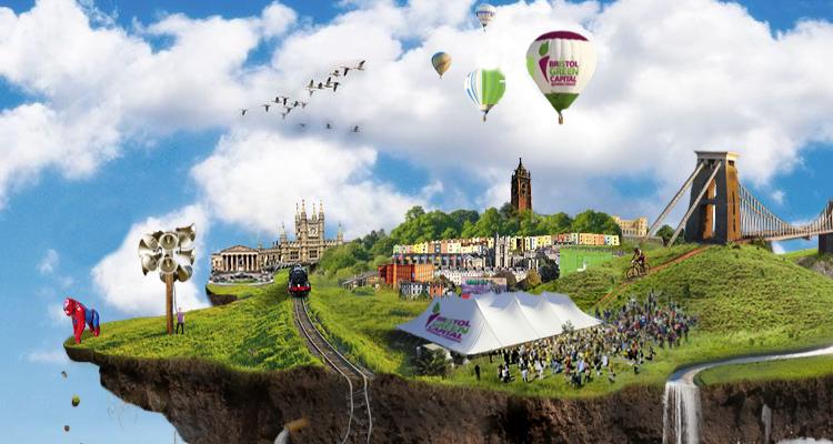 Dé Europese Groene Hoofdstad 2015: Bristol!