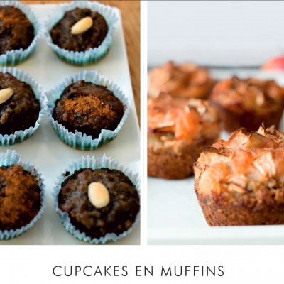 Speculaascupcakes & appelmoesmuffins