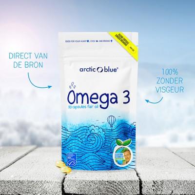 Omega 3-vetzuren beschermen tegen zonnestralen