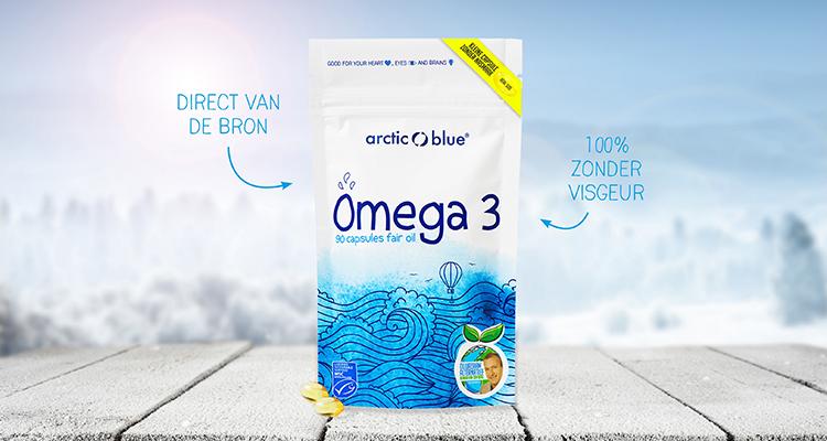 Omega3-vetzuren beschermen tegen zonnestralen