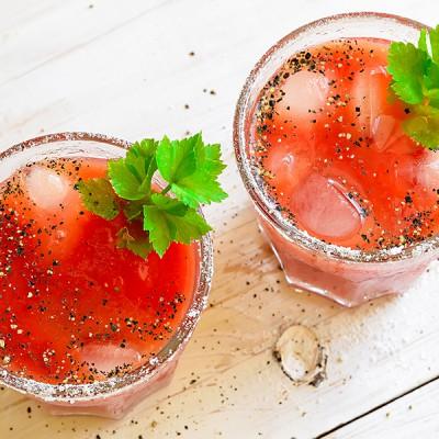 Alcoholvrije cocktails voor minder kilo's