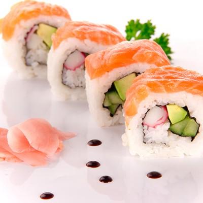 Sushi: een lichte maaltijd!