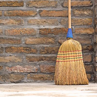 Opruimen geeft rust in huis en hoofd!