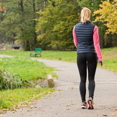 Wandel met oefeningen: Urban Walking