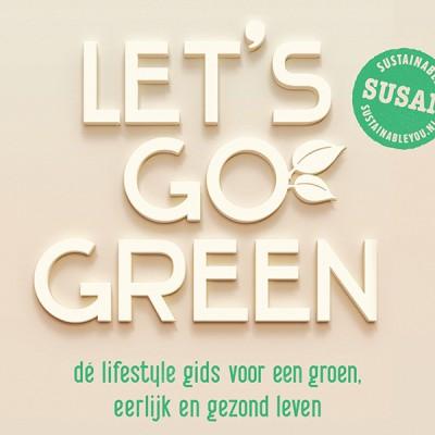 Groene lifestylegids Let's go green
