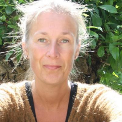 I live green: Ellen Mes
