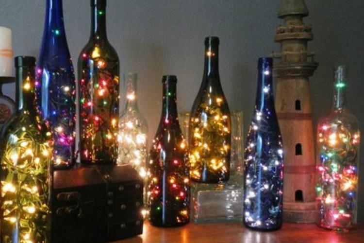 DIY: Lichtjesfles maken