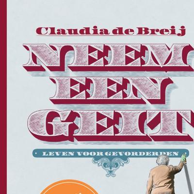 Boek 'Neem een geit' vanClaudia de Breij