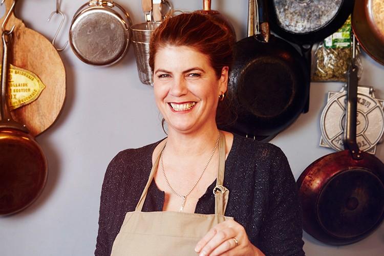 Yvette van Boven kookt met zilte groente