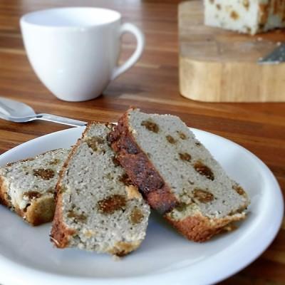 Sandra's (h)eerlijke keuken: gluten- en lactosevrij bananenbrood