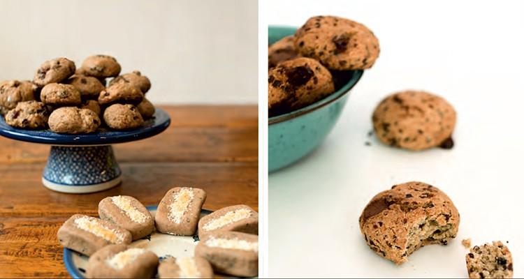Overheerlijke koekjes