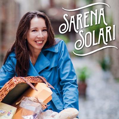 I live green: Sarena Solari