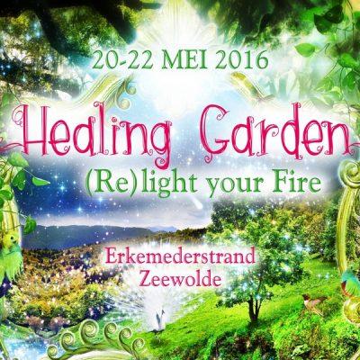 Green GiveAway: 'Live Green' op Healing Garden