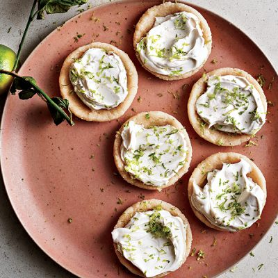 Recept Gwyneth Paltrow: kokos-limoentaartjes