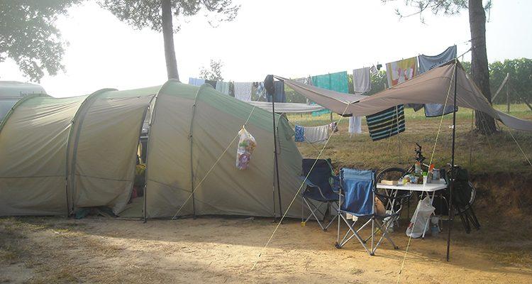 ontspullen-camping