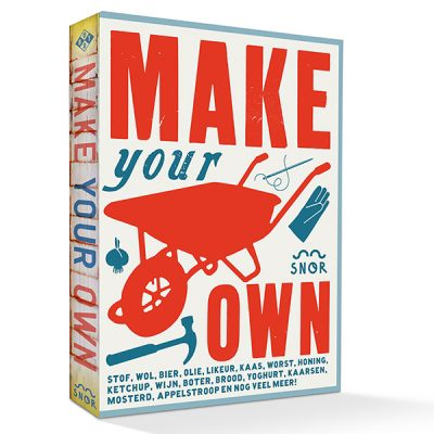 Make your own is the Live Green way van DIY
