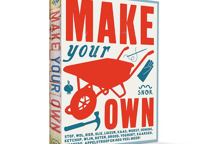 Make your own is the Live Green way van DIY