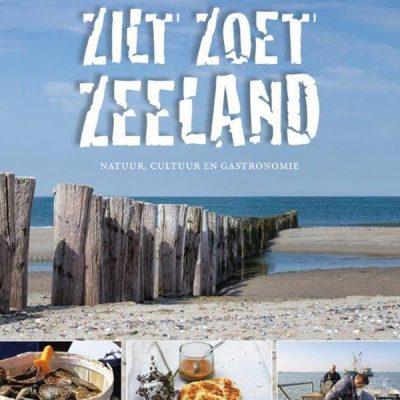 Zilt Zoet Zeeland: hét boek voor mijn broer