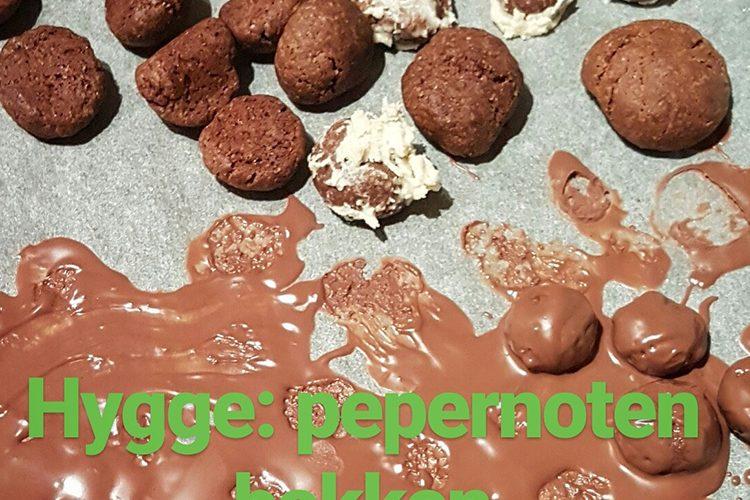 Recept voor lactosevrije pepernoten bij het Pepernotenspel