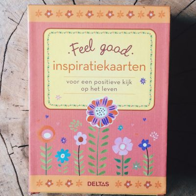 Inspiratiekaarten voor een positieve kijk op het leven