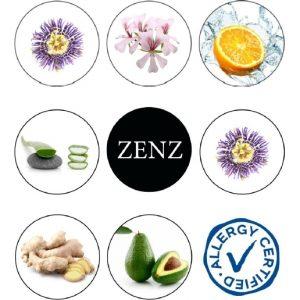 Zenz Organic: professionele haarverzorging AllergyCertified