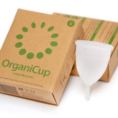 OrganiCup: beter voor jou en het milieu