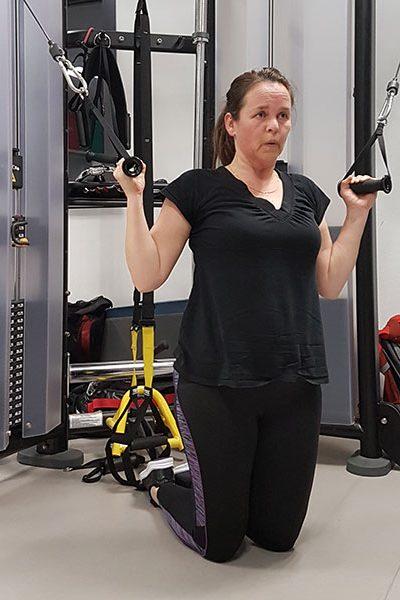 Video: samen 'personal' trainen = samen afvallen