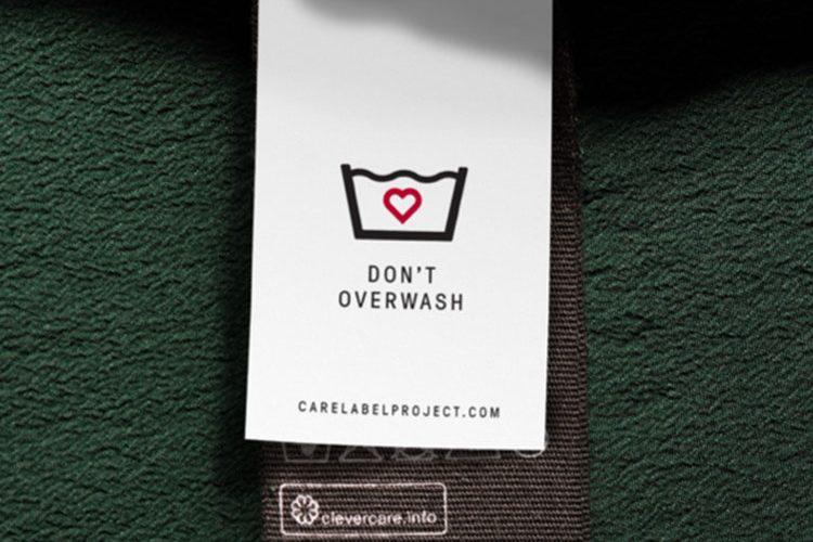 Don't Overwash: draag zorg voor je kleding én het milieu