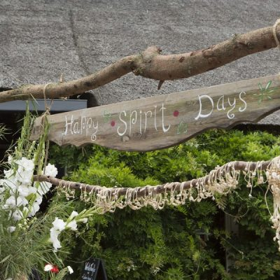 Happy Spirit Days: kleinschalig festival voor een leven in balans