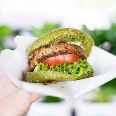 Vegan-seaweed-fastfood-bar wereldprimeur voor Amsterdam