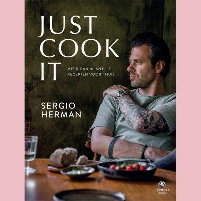 Top-chef Sergio Hermans tip om gezond te blijven: ga gewoon koken