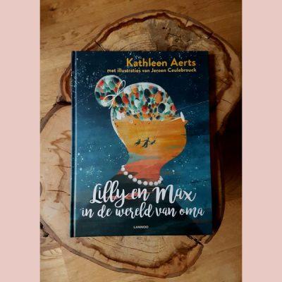 Green GiveAway: voorleesboek dementie van ex K3-zangeres Kathleen