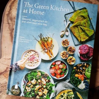 Green GiveAway: The Green Kitchen at Home