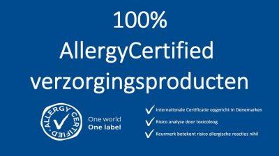 Huidvriendelijke webshop met AllergyCertified-keurmerk