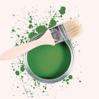 Lentekriebels: make-over met duurzame verf