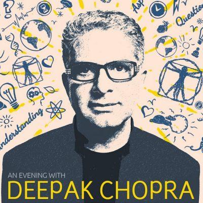De toekomst van ons welzijn volgens Deepak Chopra