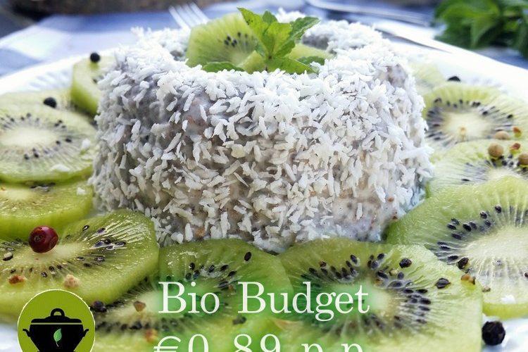Vegan biobudget kokos chiapudding