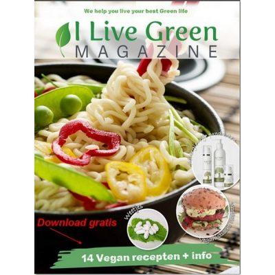 Gratis vegan eKookboekje van Sandra