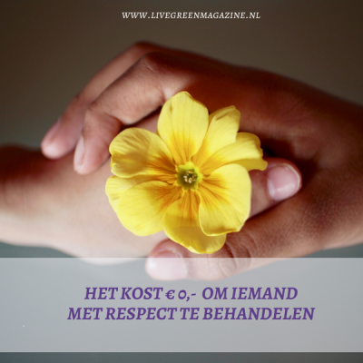 Quote en vraag week 45