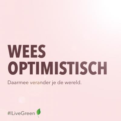 Quote en vraag week4: optimisme