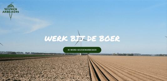 Meewerken bij bio boer