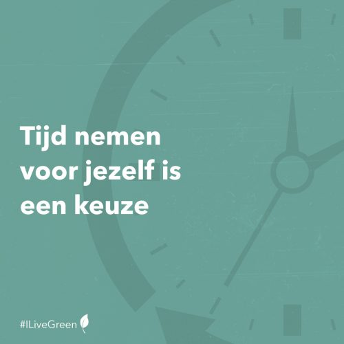 Quote over tijd