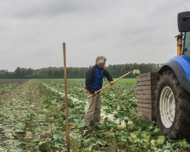 Biodynamische boer tegenover CBL