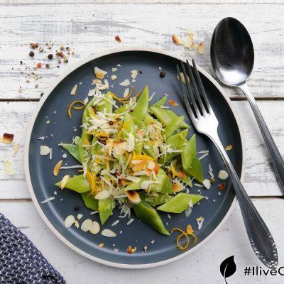 Verrassend bio groentegerecht met snijbonen