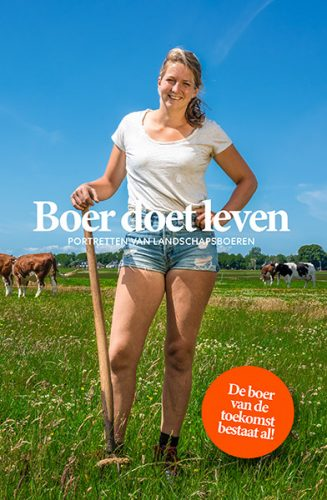 Het boek: Boer doet leven