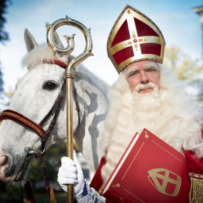 Blog Ellen: Sinterklaas zorgt voor vrolijkheid op tv tijdens corona
