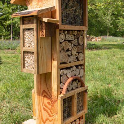 Blog Jaap: open een Bed&Breakfast voor bijen estafette