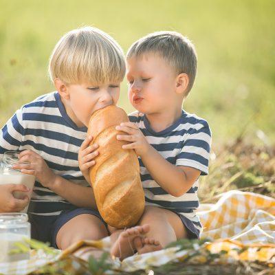 Je kindje toe aan vast voedsel? Met biodynamisch Bbrood geef je het beste!