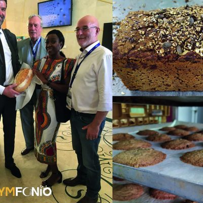 Eet brood met Fonio en steun Afrikaanse vrouwen